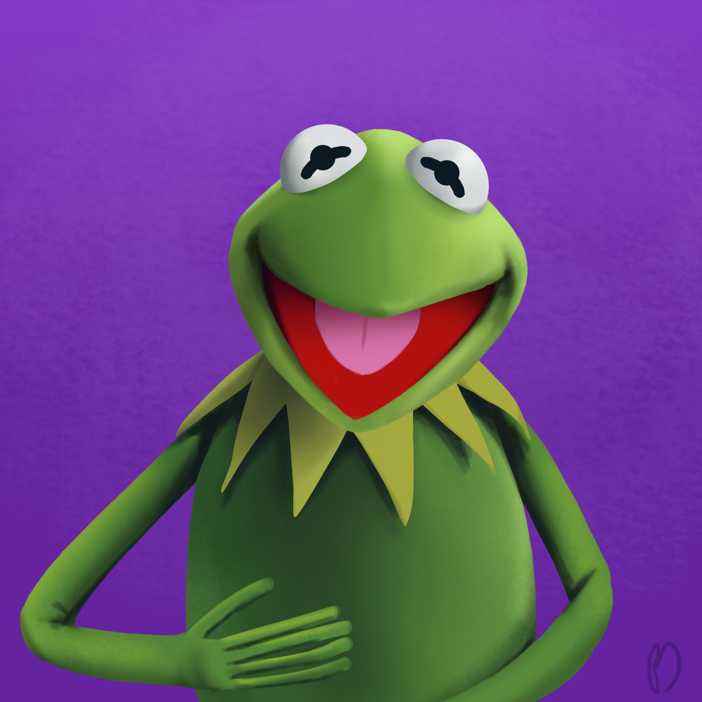 How to Draw Kermit the Frog advise